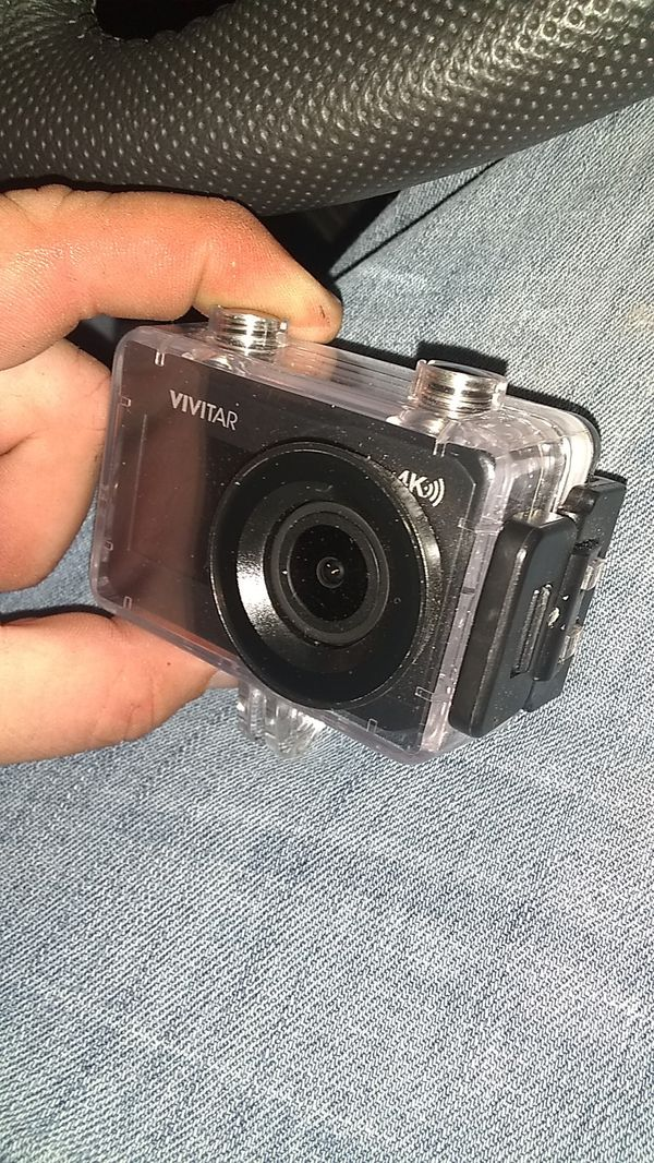 Vivitar 4k camera with wifi capabilities