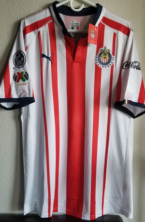 outlet store 5f12c f7a61 Puma men's 18/19 chivas Home JERSEY ORIGINAL for Sale in ...