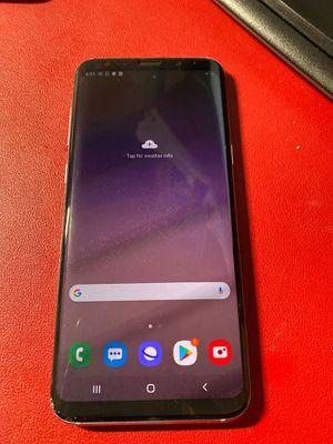 Samsung Galaxy S8 Plus purple Unlocked Normal Use for Sale in Miami, FL