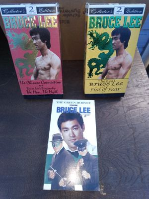 Collection of Bruce Lee movies for Sale in Wichita, KS