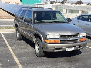 2002 Chevy blazer for Sale in San Jacinto, CA