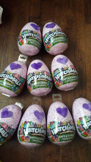 Brand new Hatchimals hatchbuddies for Sale in Cincinnati, OH