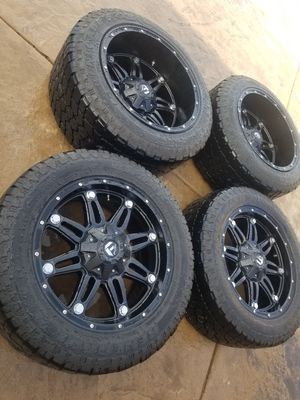 Wheels and tires for Sale in Nuevo, CA