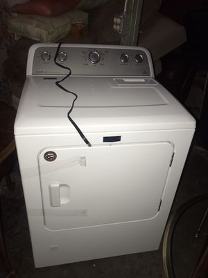 MAYTAG Dryer Gas Electric for Sale in Glendale, AZ