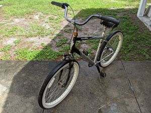 """2004 specialized expedition sport large aluminum frame 26"""" 3 speed hub shifter fixie cruiser coaster for Sale in Odessa, FL"""