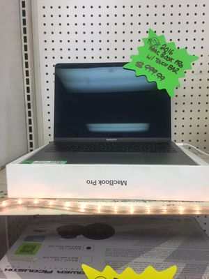 Lap tops and a 2016 Mac Book Pro for Sale in Henderson, TX