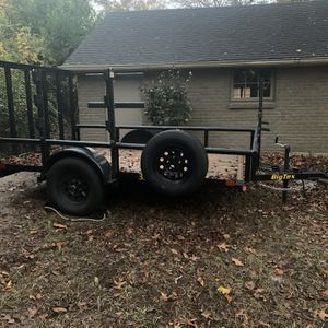 Equipment Trailer for Sale in Columbia, SC
