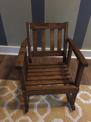 Kids rocking chair for Sale in Industry, PA