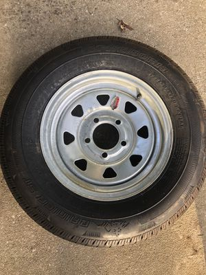 Trailer Tire - Rainier ST for Sale in Apex, NC