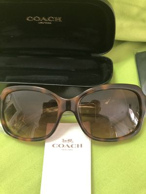 Authentic Coach Sunglasses for Sale in Cherry Hill, NJ