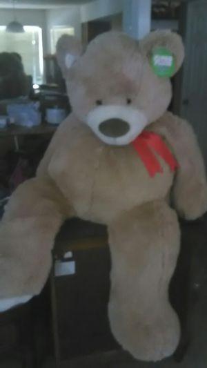 Jumbo Plush Teddy Bear for Sale in Las Vegas, NV