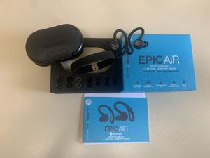 JLAB EPIC AIR FULLY WIRELESS EARBUDS for Sale in Fairfax, VA