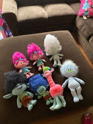 Lot of trolls for Sale in San Diego, CA