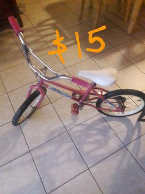 """BICICLETA PARA NIÑA TAMAÑO 16"""" for Sale in Moreno Valley, CA"""