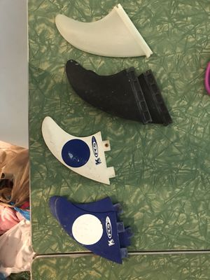 Random fcs and future surfboard fins for Sale in St. Augustine, FL