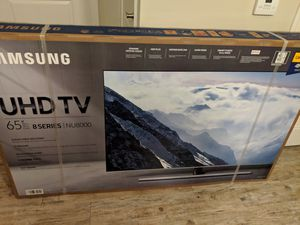 "Samsung UHD NU8000 65"" for Sale in Atlanta, GA"