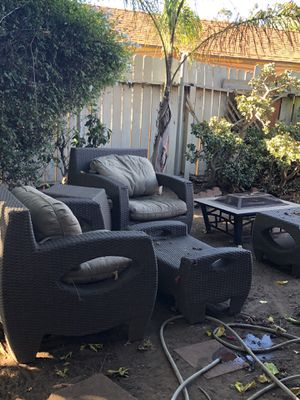 Outdoor furniture set for Sale in San Diego, CA