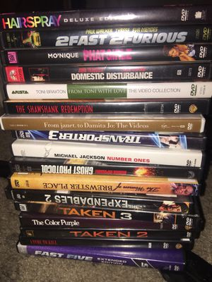 DVD player with 50 movies for Sale in Orlando, FL