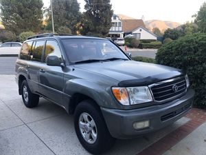1998 Toyota Land Cruiser for Sale in Spring Valley, CA