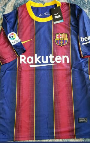 Barcelona 2020/2021 Home Jersey for Sale in Evanston, IL