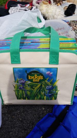 Bugs life book set for Sale in Lewisburg, PA