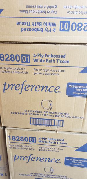 PREFERENCE TOILET PAPER for Sale in Riverside, CA