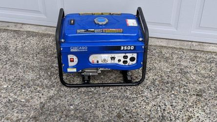 3500w Gas Electric Generator for Sale in Bothell,  WA