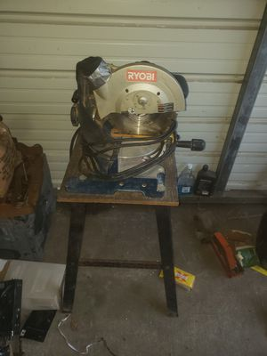Chop saw for Sale in HILLTOP MALL, CA