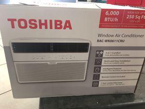 Toshiba window ac for Sale in Phoenix, AZ