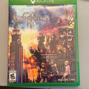 Kingdom Hearts 3 for Sale in Fremont, CA