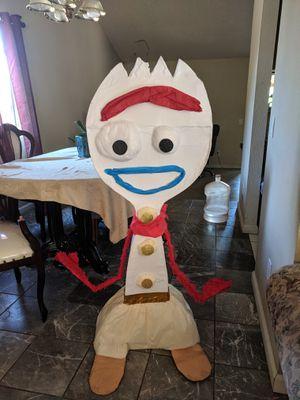 Forky piñata for Sale in Chico, CA