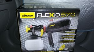 Wagner Flexio 570 Handheld Paint Sprayer,Interior Exterior. for Sale in Portland, OR