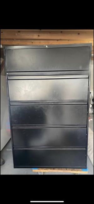 Large Filing Cabinet for Sale in Palatine, IL
