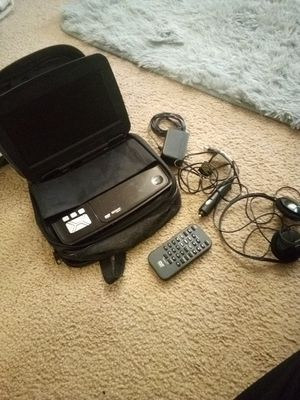 Sony dvd portable player for Sale in Gahanna, OH