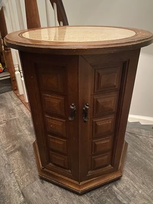 Antique marble top table for Sale in Fairfax, VA