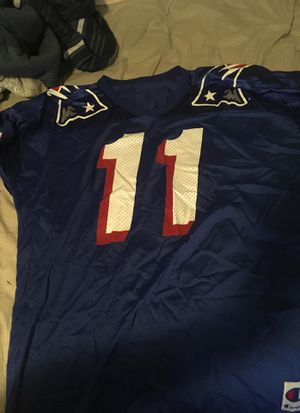 New England patriots jersey for Sale in BROOKSIDE VL, TX
