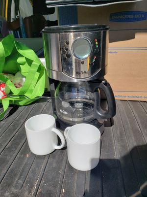 Mr coffee maker for Sale in Pasadena, CA