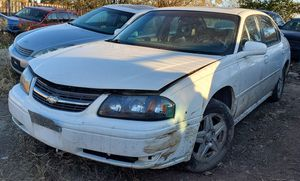 2005 chevy Impala 3.8 for parts for Sale in Aurora, IL