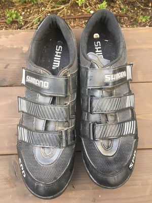 Shimano SPD (size 11.5) for Sale in Fort Washington, MD