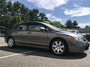 Honda 2007 Civic - Trim: LX just 75k Original miles for Sale in Virginia Beach, VA