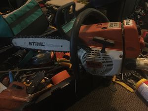 STIHL chainsaw for Sale in Bakersfield, CA