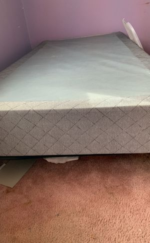 Twins a full size bed frame for Sale in Centereach, NY
