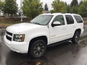 2007 Chevrolet Tahoe for Sale in Tacoma, WA