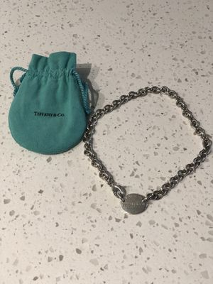 Tiffany & Co. Necklace for Sale in Naperville, IL
