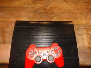 PS3 with remote and games for Sale in Broken Arrow, OK