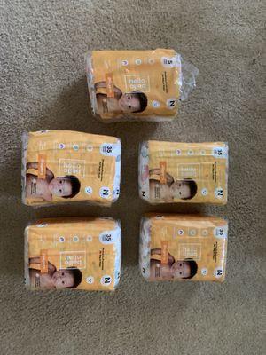 Hello Bello Newborn Diapers for Sale in Austin, TX