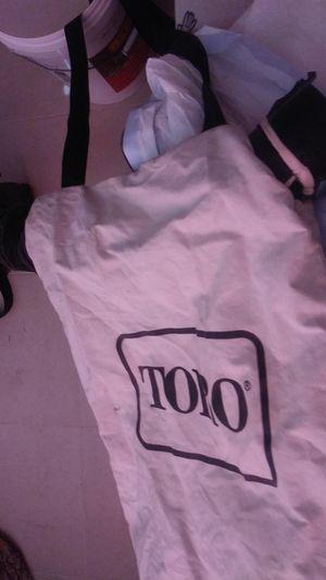 Toro leaf bag for Sale in Mesa, AZ