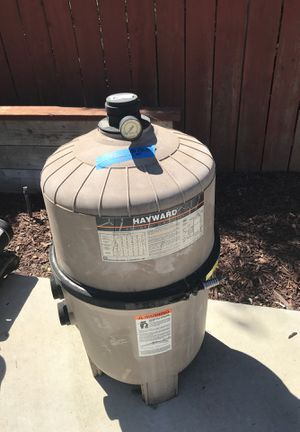 Hayward pool filter for Sale in Lakeside, CA