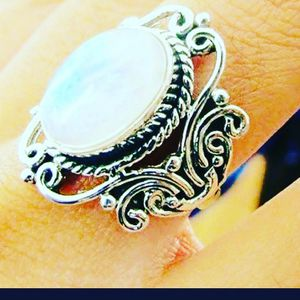 Ring Moonstone vintage style for Sale in Salinas, CA