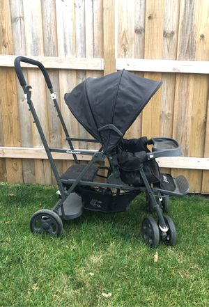 Caboose double stroller for Sale in Chicago, IL